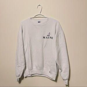 RUSSELL ATHLETIC // CREWNECK